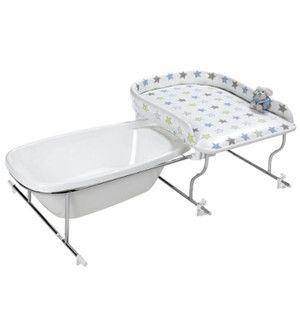 baignoire bebe table langer b b pinterest. Black Bedroom Furniture Sets. Home Design Ideas