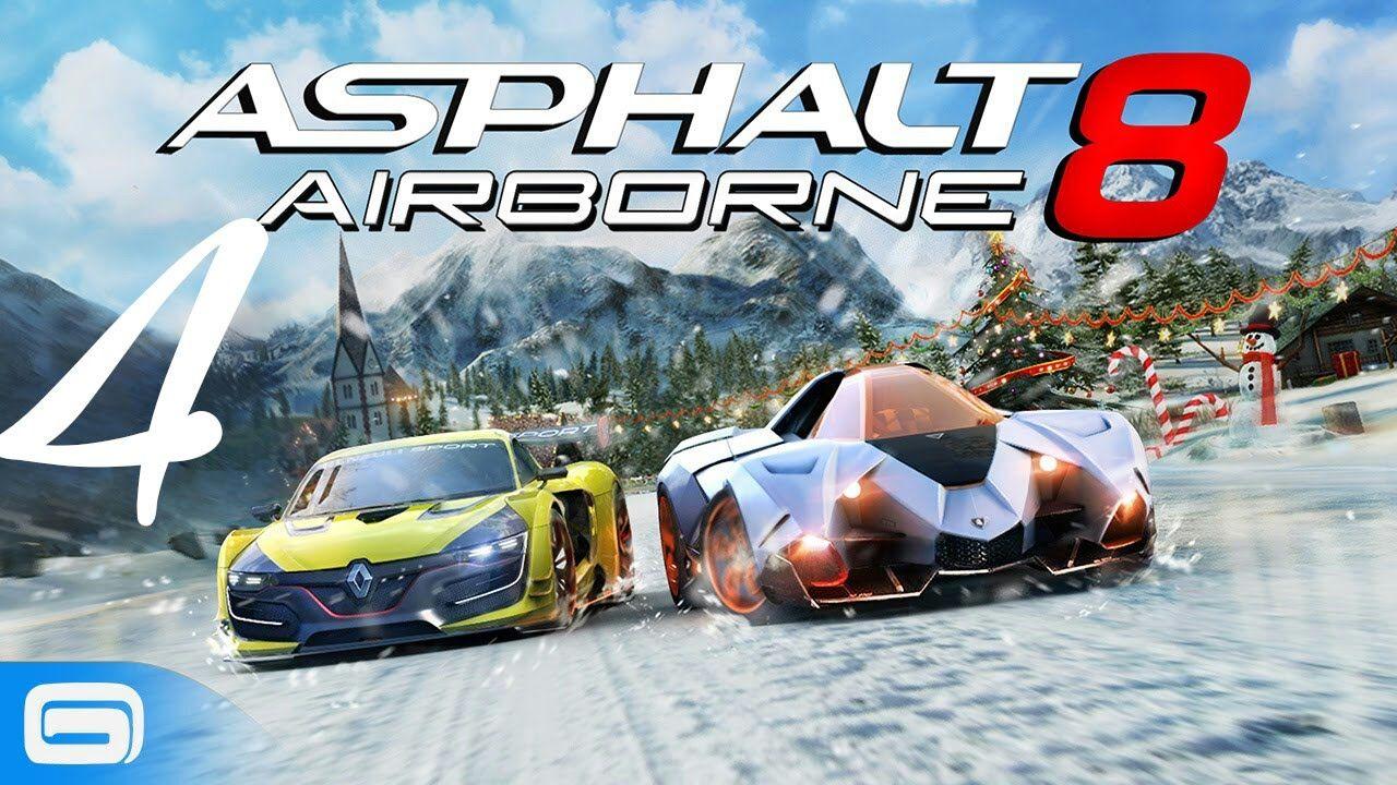 Asphalt 8 Airborne Gameplay Part 4 Carrière Saison 1