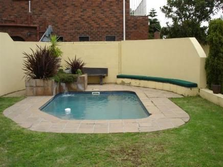 Small inground pool swimming pool above ground - Small above ground swimming pools ...