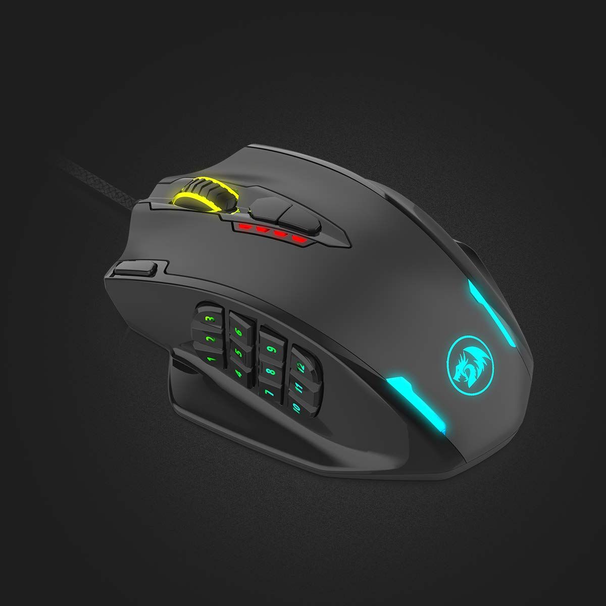 LOGITECH G300s Optical Gaming Mouse 910-004360 Video Game *NEW* Computer