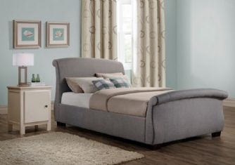 * Summer Sale * * Birlea Barcelona Fabric Bed Frame * * From £300 * * Free Delivery *