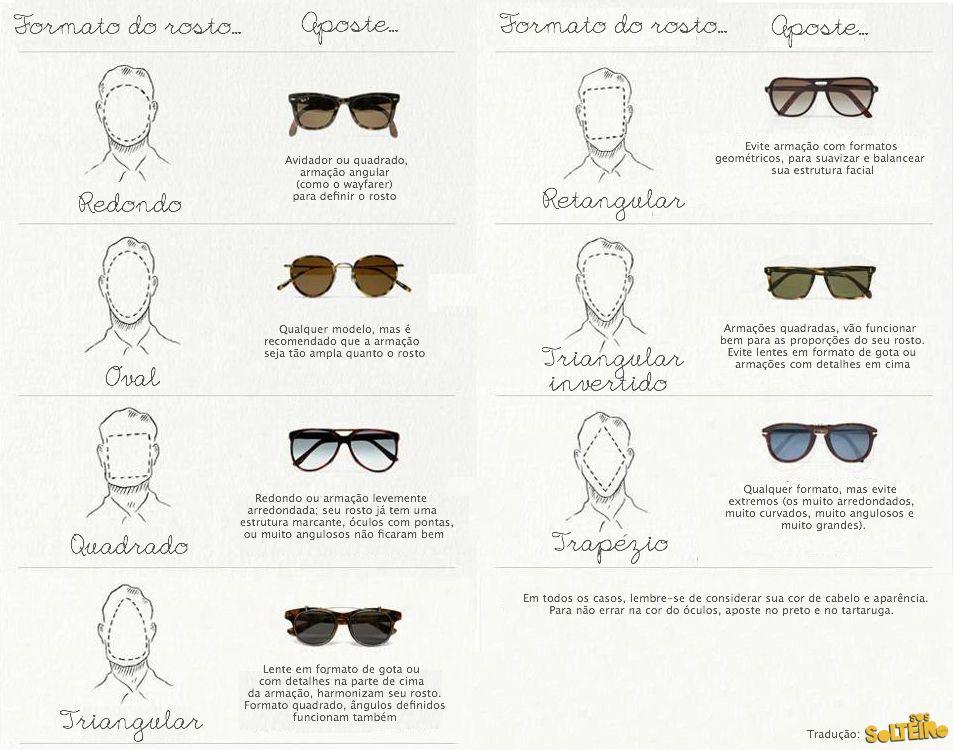 De Acordo Com O Formato Oculos De Grau Masculino Oculos