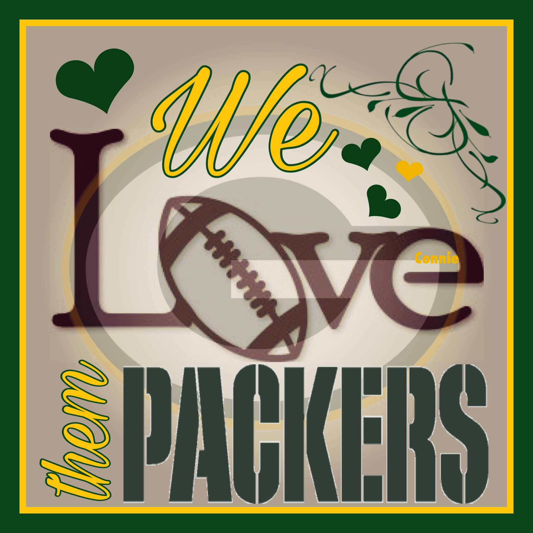 Packer Nation Sure Does Go Pack Go Green Bay Packers Football Green Bay Packers Green Bay Packers Aaron Rodgers