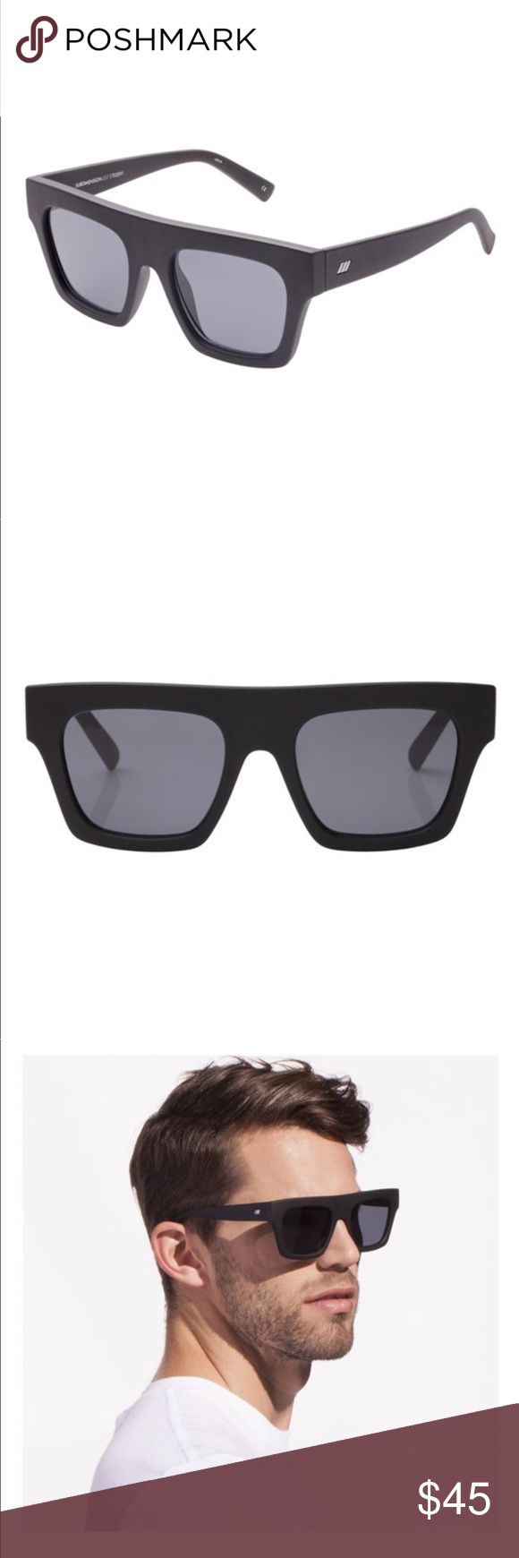 the latest reputable site uk availability Les Specs Subdimension Sunglasses Style number: LSP 1702091 Color ...