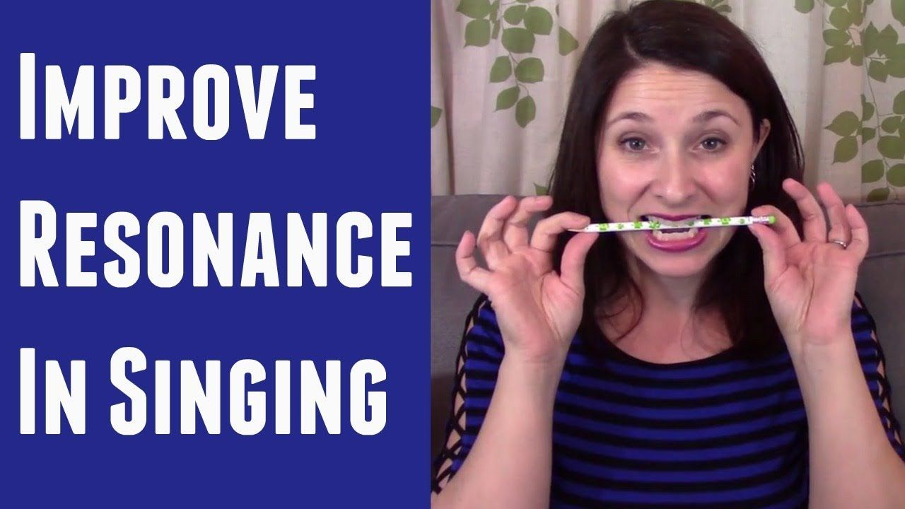 How to Improve VOCAL RESONANCE (Lesson 3) Singing 'OVER