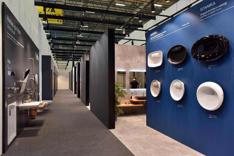 Vitra Unicera By Neo Design Showroom Inspiration Vitra Bathrooms Showroom Design