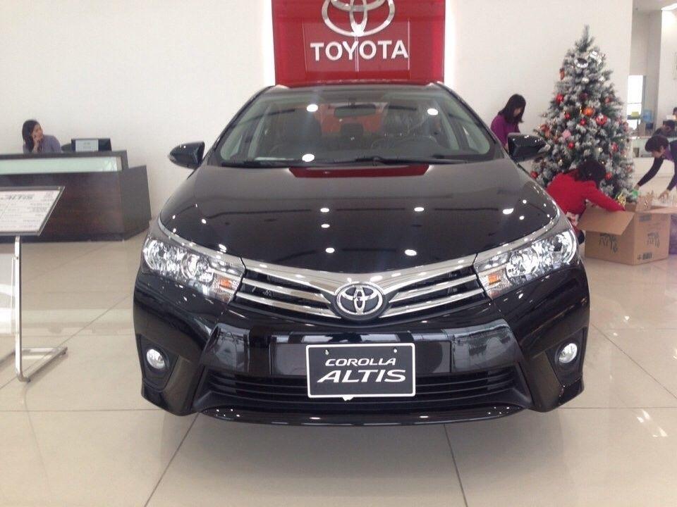 Toyota Can Tho - ✅ Xe ô tô Toyota Corolla Altis 2.0 V CVT-i Số Tự ...