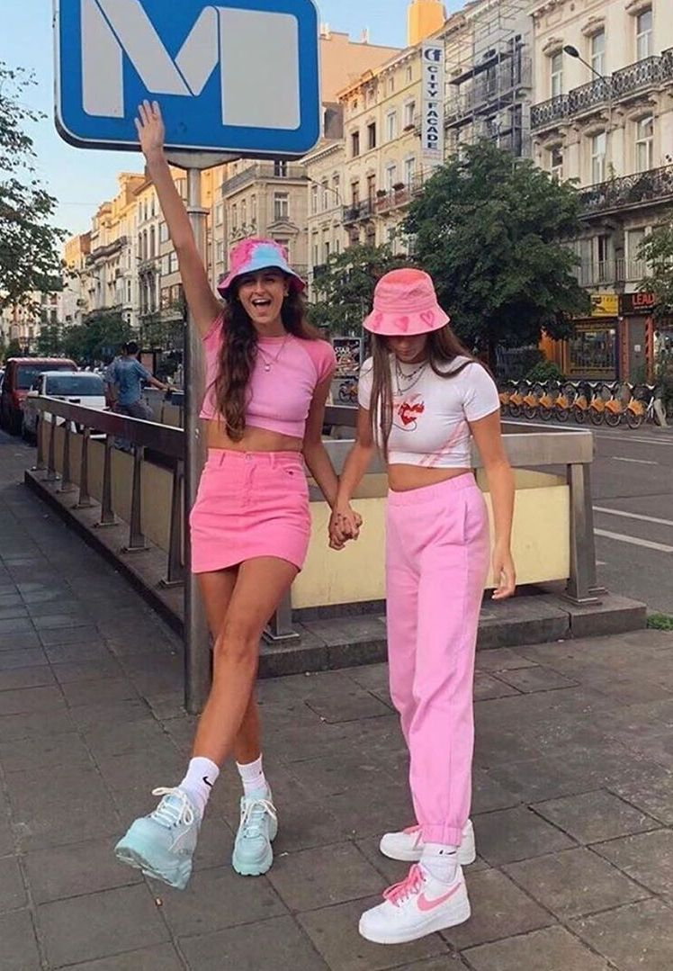 Pin by Naomi Salcedo on sty   Matching outfits best friend ...