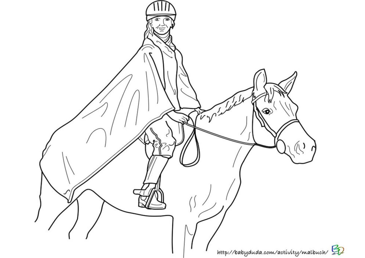 Pferdebilder Ausmalen Pferdeköpfe Ausmalbilder Kunderbunt Free