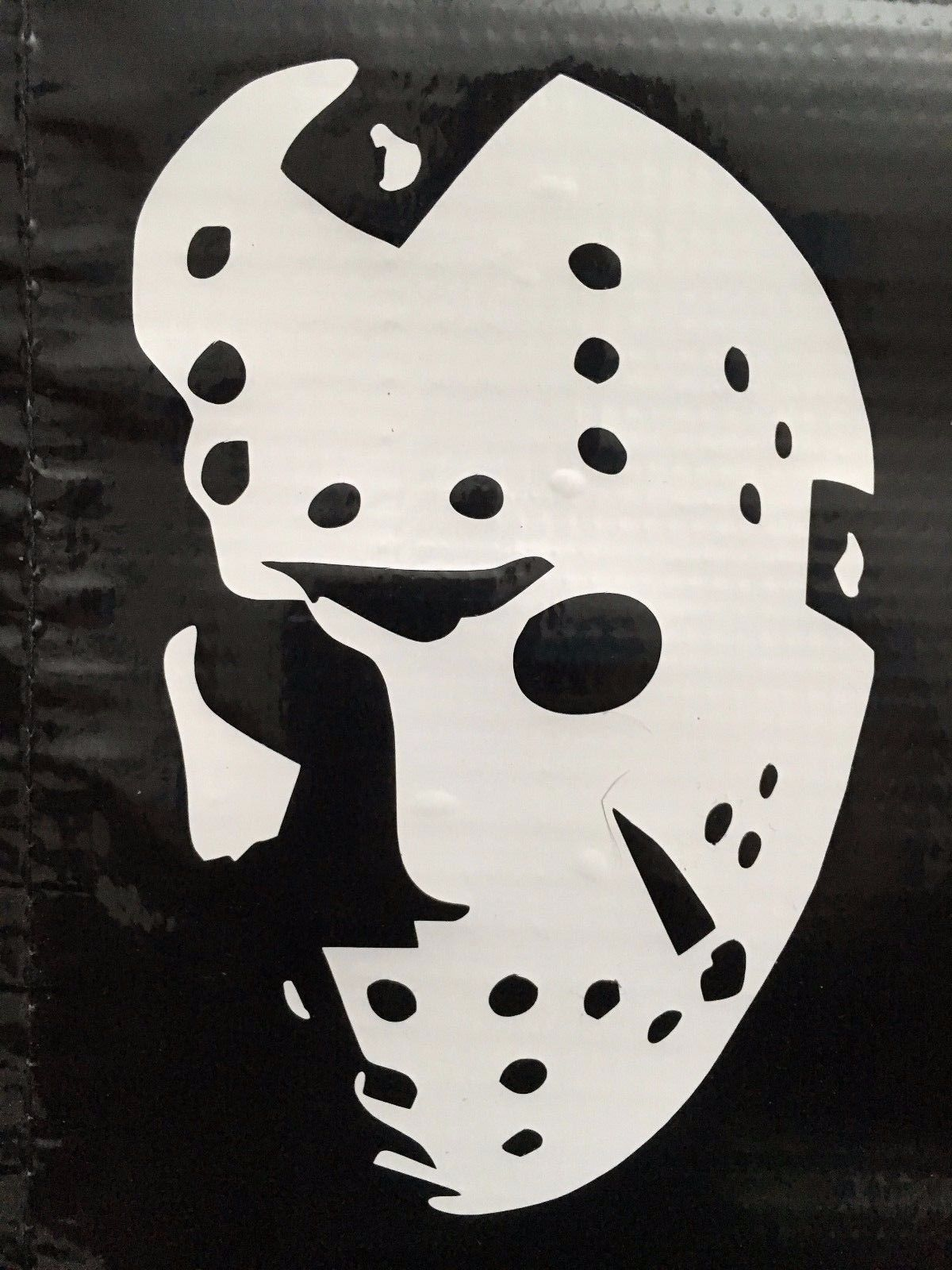 Jason Voorhees Halloween Friday The 13th Horror Decal Sticker 5 Halloween Stencils Halloween Friday The 13th Jason Voorhees Drawing [ 1600 x 1200 Pixel ]