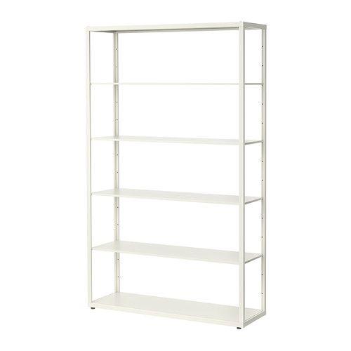 FJÄLKINGE Shelf Unit, White. Storage ShelvesIkea ...