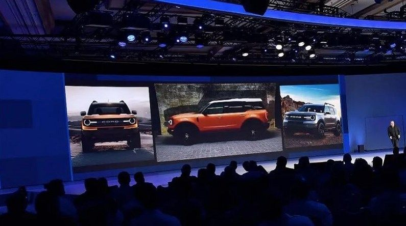 2020 Ford Bronco 4 door prices ford fordbronco Ford