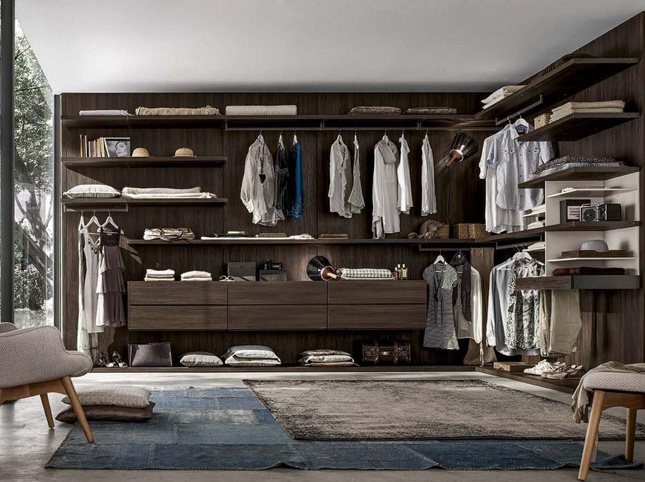 Una soluzione per ottimizzare i piccoli spazi in camera for Progettare la camera da letto