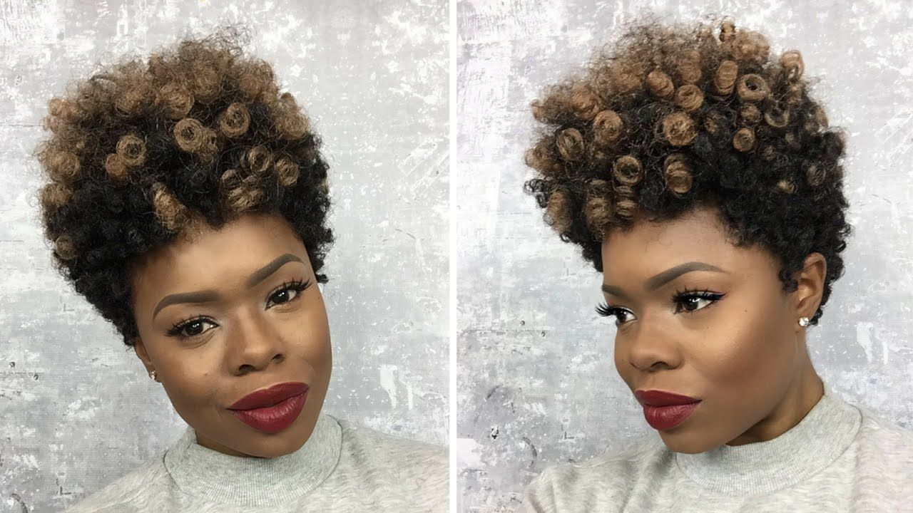 Curlkalon tapered cut crochet wig mariaantoinettetv hairstyles i