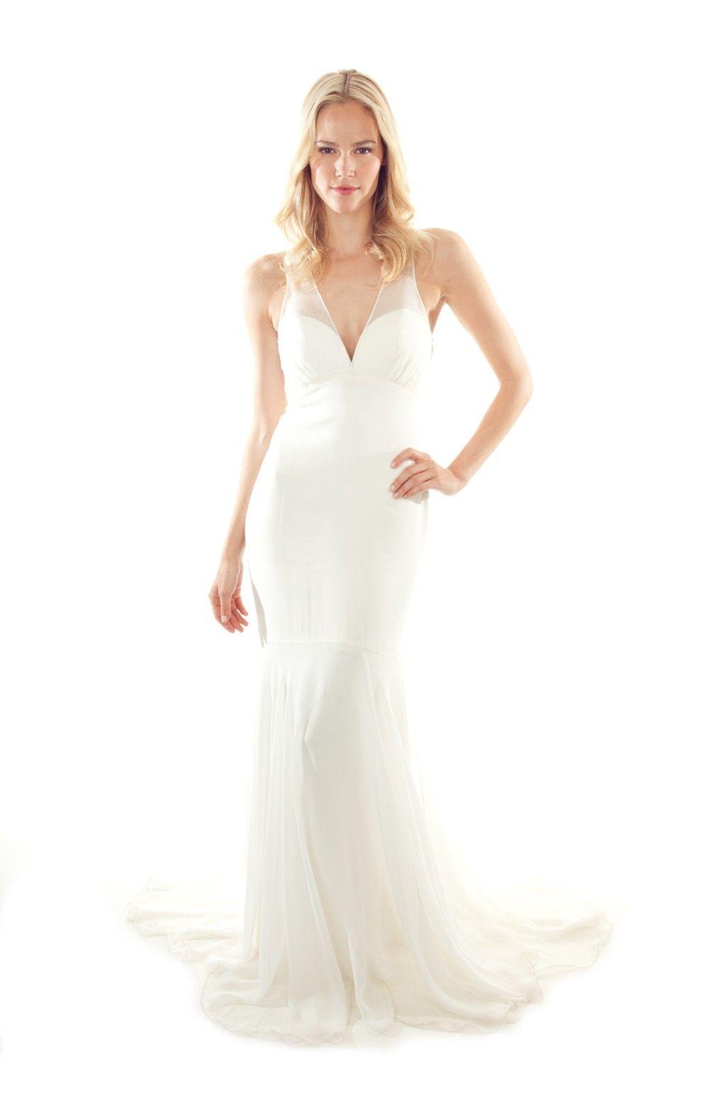 Amanda Bridal Gown - Sale