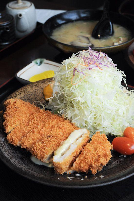I love a good tonkatsu 豚カツ ♥