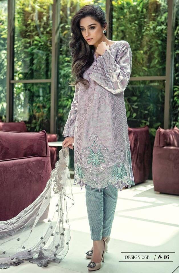 New maria b Lawn 2016 100% Original Summer Salwar Suit Pakistani ...