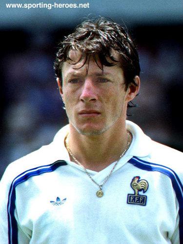 Luis Fernadez FIFA Coupe du Monde 1986, France en 2020