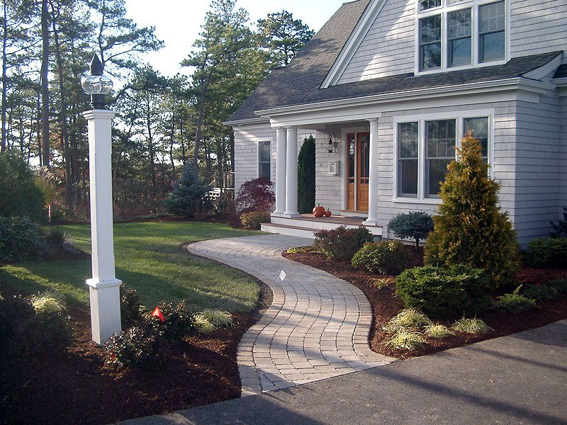 Plymouth landscaper hardscape contractor services rock for Landscaping rocks new plymouth