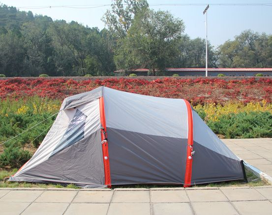 4 Persons Inflatable Tent Ctit03 2 Inflatable Tent Easy To Set Up And Carry Waterproof Fabric Fly 210t Oxford Pu Coating Wat Tent Tent Camping Outdoor Tent