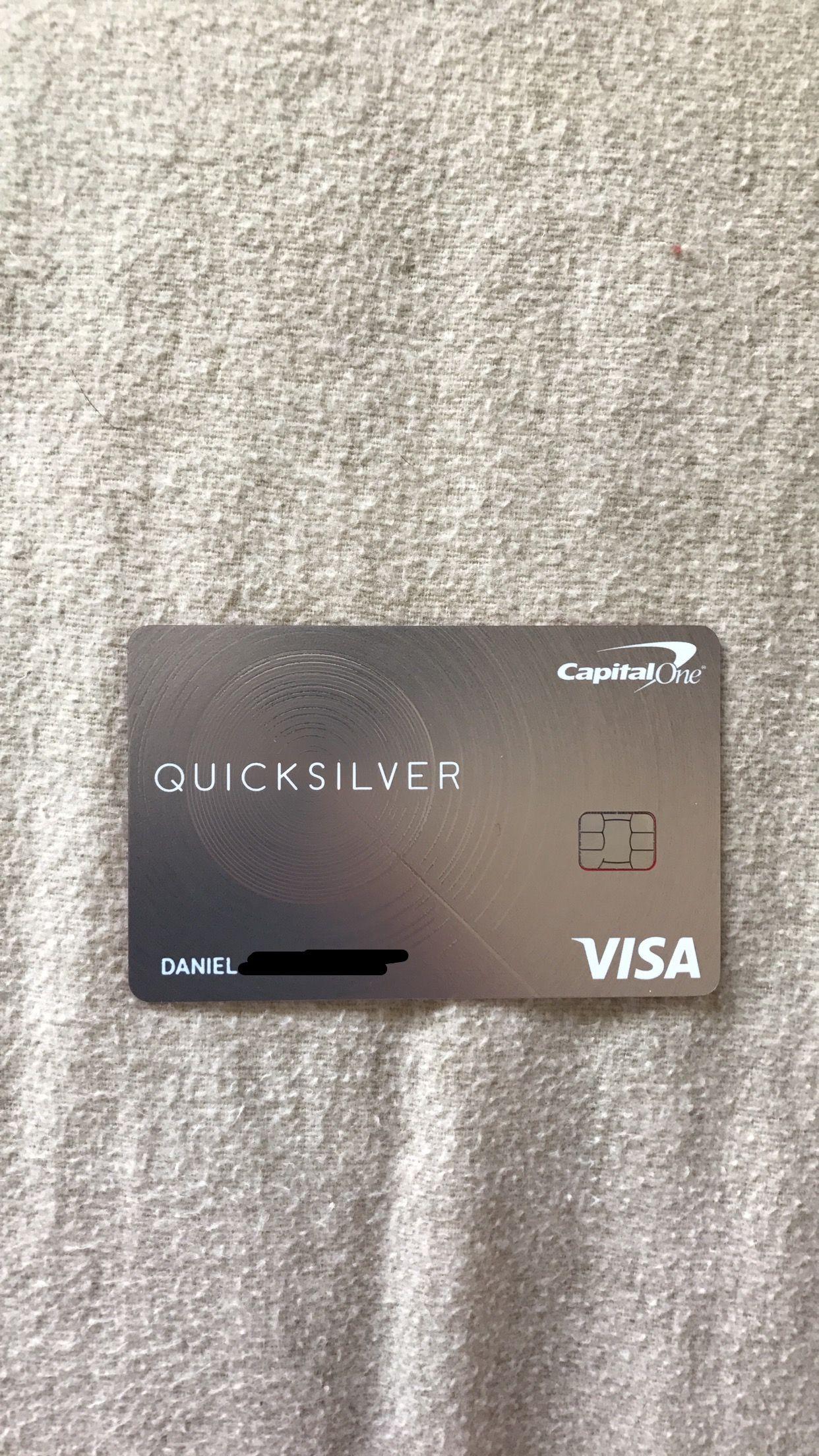 Похожее изображение  Credit card design, Quicksilver card, Credit