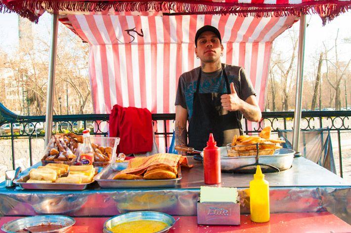 """Afbeeldingsresultaat voor street food chile"""""""