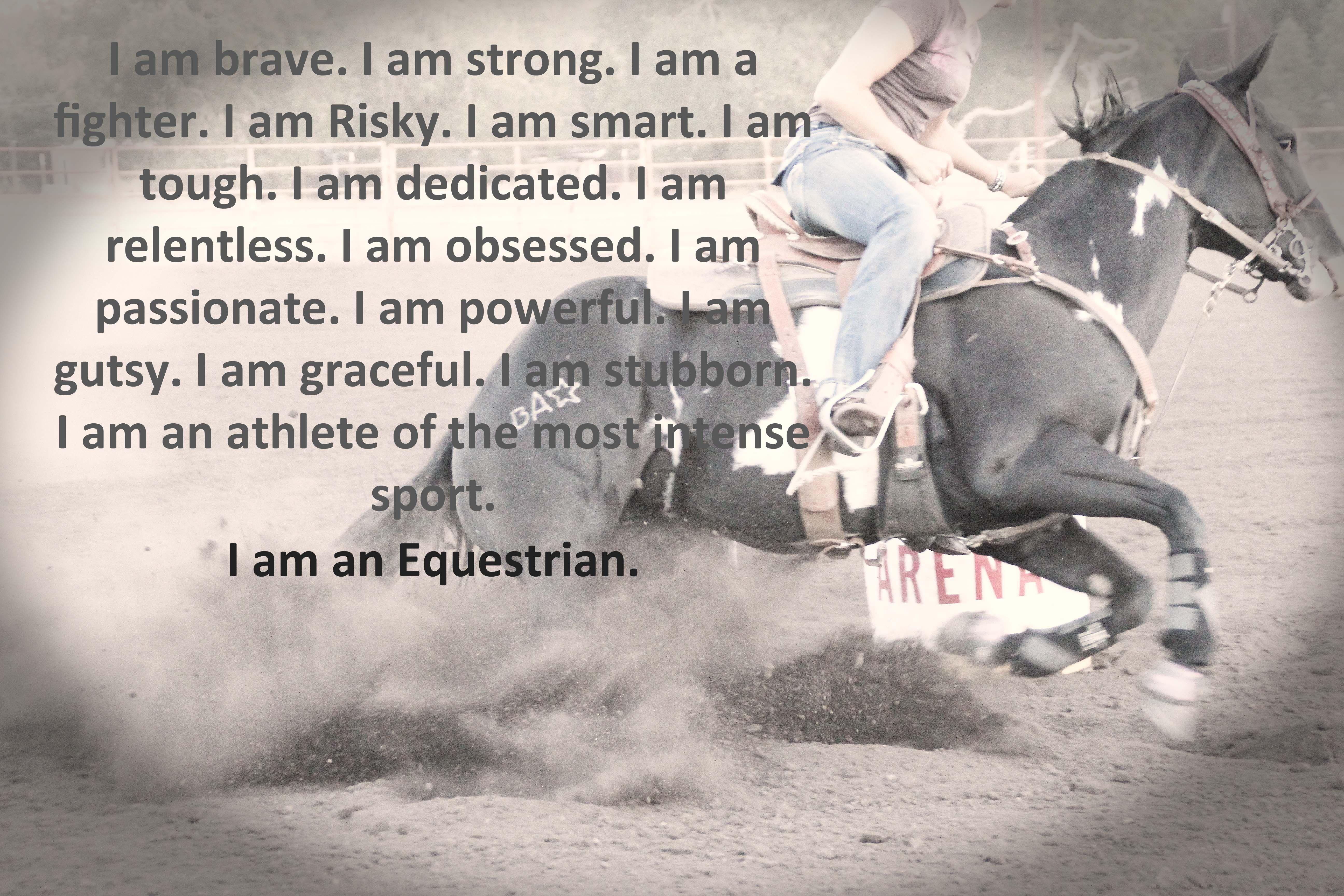 Barrel Racing Quotes Inspirational. QuotesGram