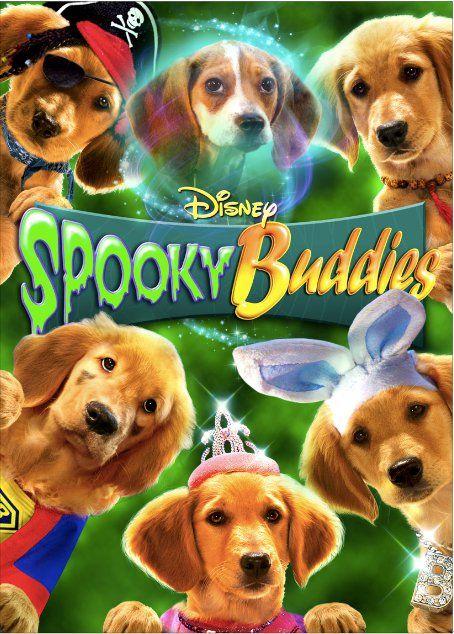 Spooky Buddies Spooky Buddies Buddy Movie Halloween Movies