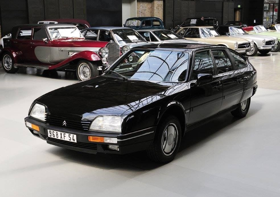citroen cx 25 gti turbo 1985 citroen cx pinterest fahrzeuge. Black Bedroom Furniture Sets. Home Design Ideas