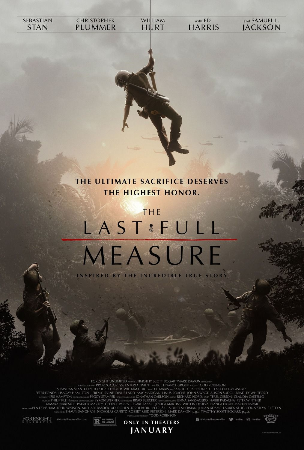 The Last Full Measure 4 Movie Clips And Poster Https Teaser Trailer Com Movie The Last Full Measure Free Movies Online Movies Online Full Movies Online