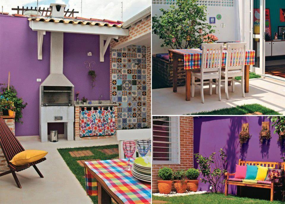 Foto inferior direita para o quintal cosas que adoro for Decoracion hogar rustico