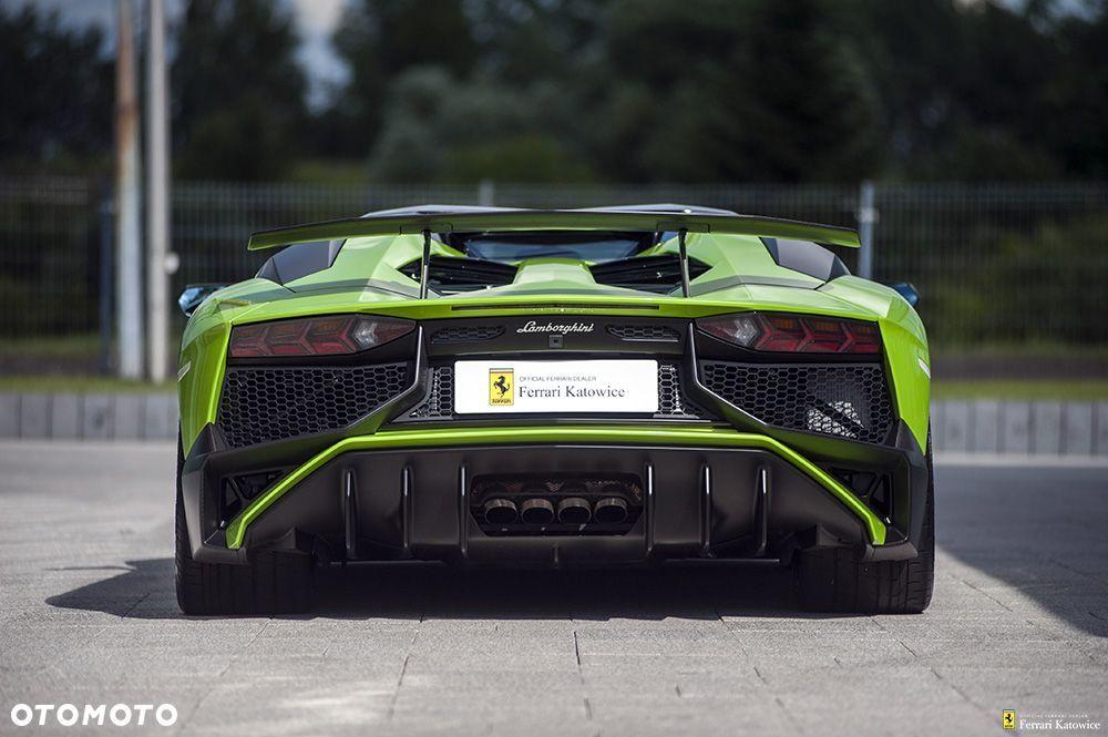 Uzywane Lamborghini Aventador 3 500 000 Pln 1 182 Km 2016