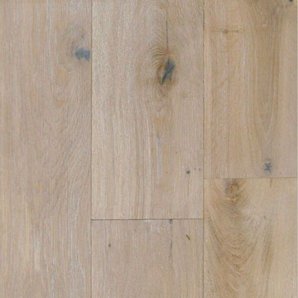 7 Wire Brushed Provence White Oak White oak wood Wide plank