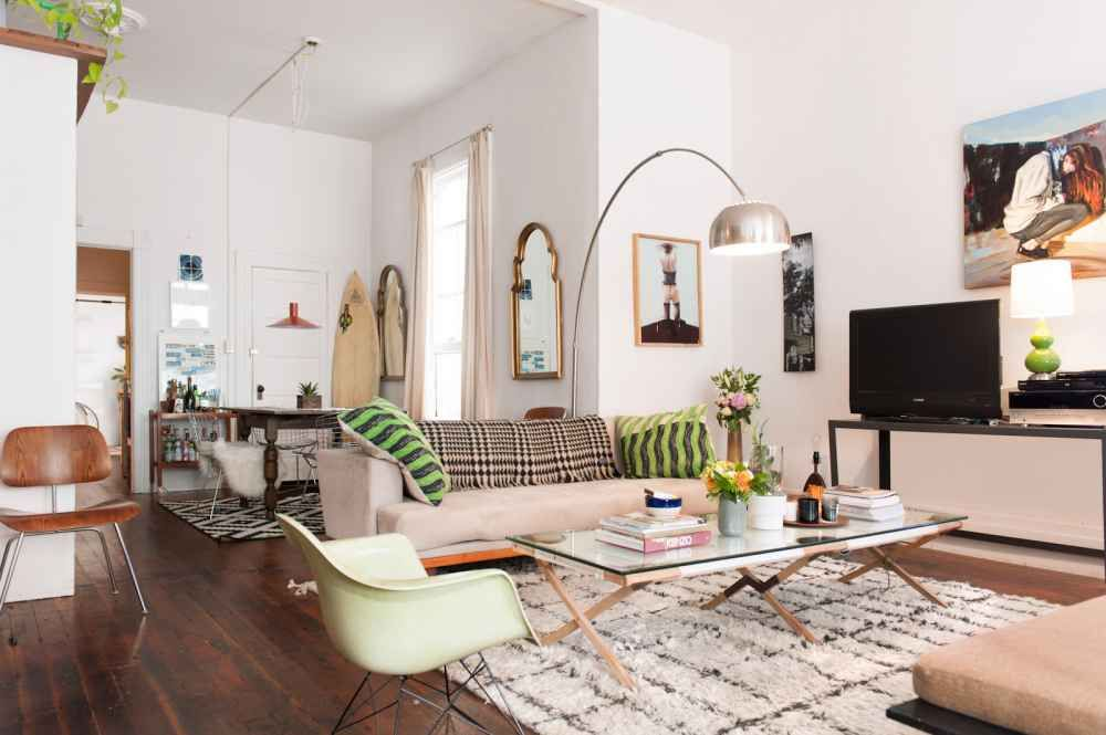 Love Angela Tafoya Small Apartment Decor