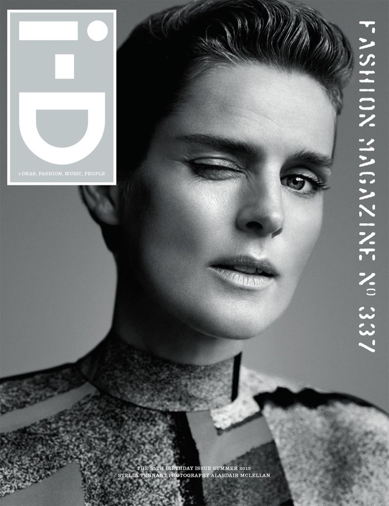 Fashion style I d 35th magazine anniversary summer for woman