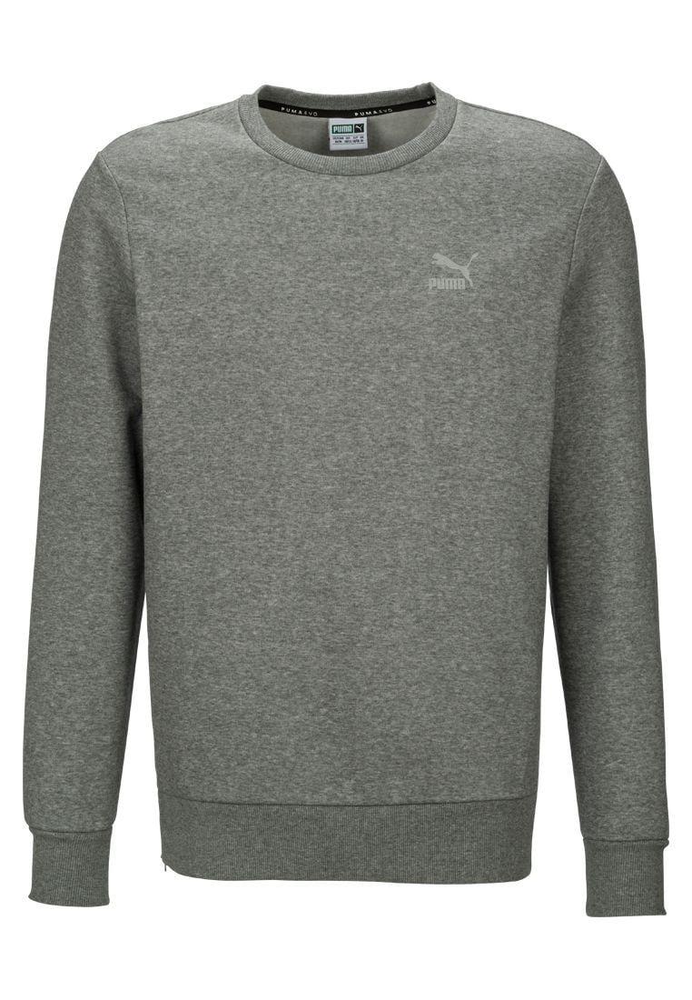 Puma EVO CORE Sweatshirt medium gray heather Bekleidung bei Zalando.de | Material Oberstoff: 67% Baumwolle, 33% Polyester | Bekleidung jetzt versandkostenfrei bei Zalando.de bestellen!