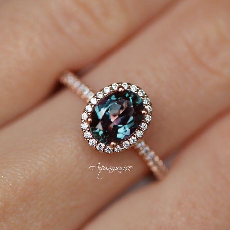 49+ Rose gold diamond wedding rings for her ideas in 2021