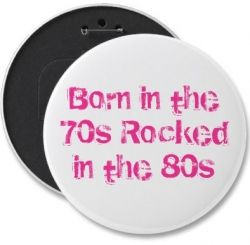 Need 80s Flair? Express yourself with some custom designed 80s style glamour. Click on images to vies purchase details and add your own customizations. 20.01/2014