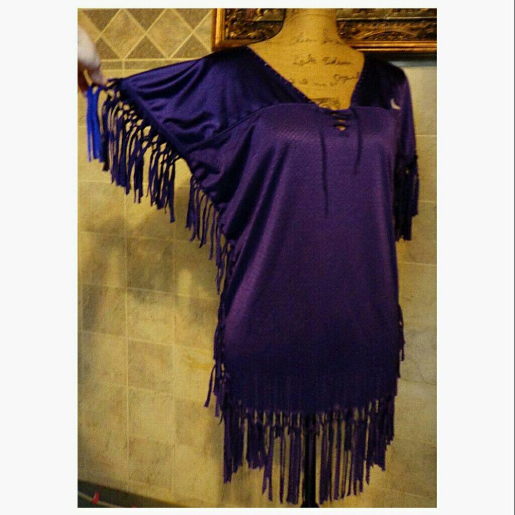 One-Of-A-Kind Custom Made Jersey Dress