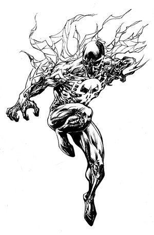 Spider Man 2099 Aug9th2013 Spiderman Spider Art