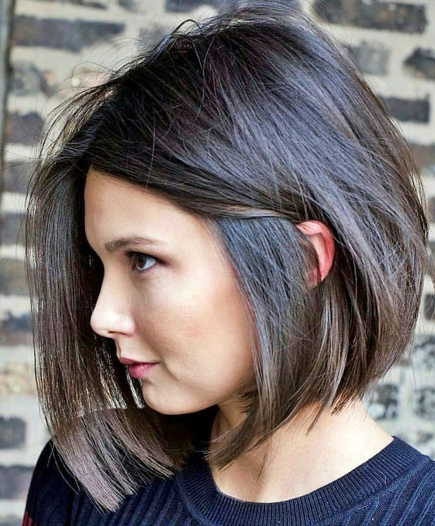 14 Sensational Straight Hairstyles for Thick Hair in 2020