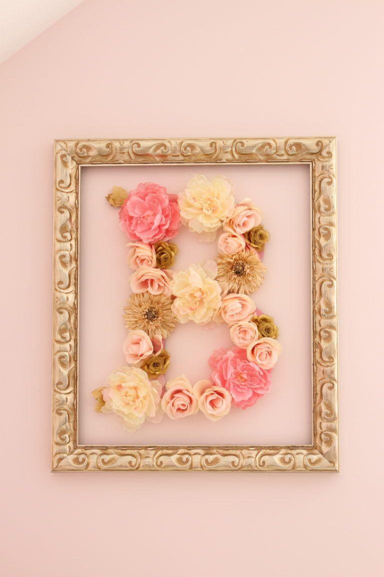 Soft Pink Gold And Ivory Shabby Chic Nursery Shabby