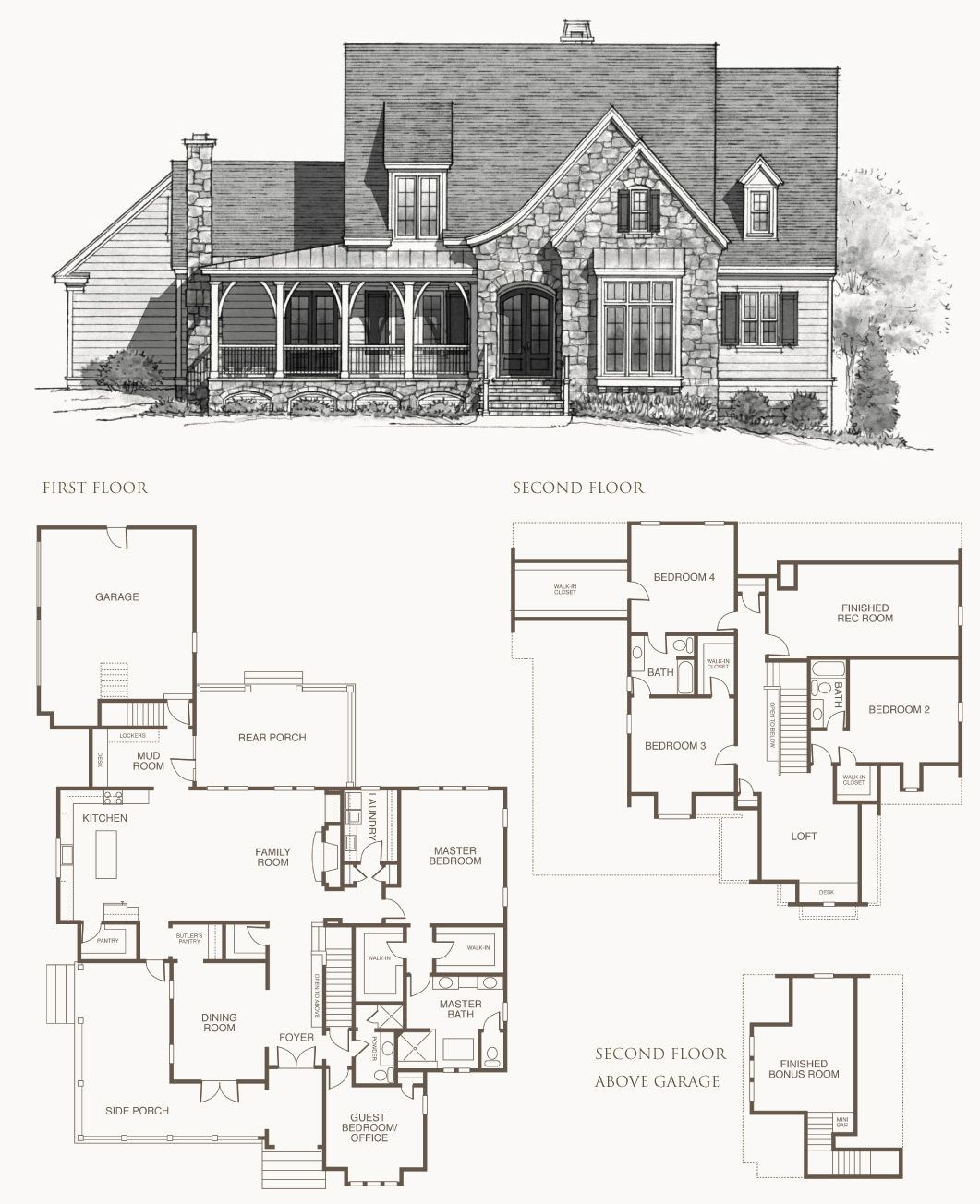 Southern Living Showcase Home Southern Living House Plans Cottage Floor Plans Craftsman House Plans
