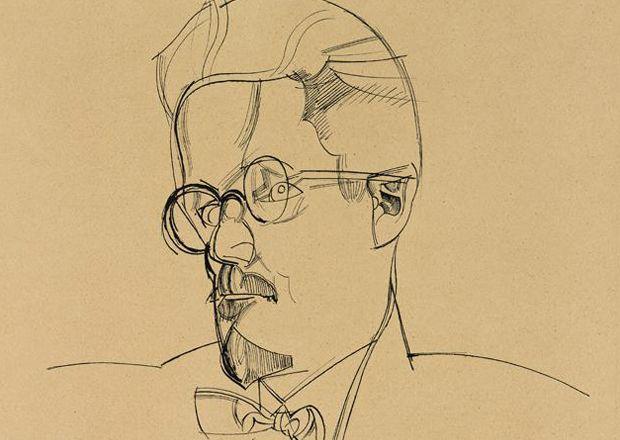 James Joyce (www.irlandaonline.com)
