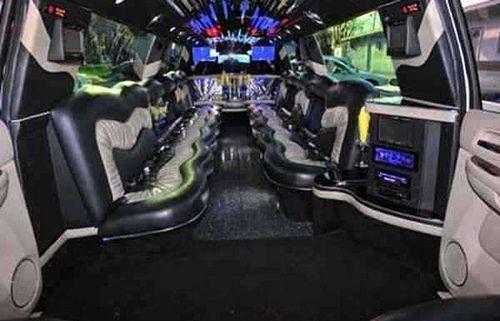 Stretch Escalade Limousine Interior Limousine Interior Limousine Limousine Car
