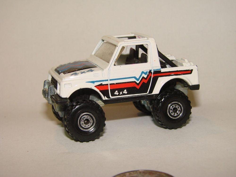 Rare White 1988 Hot Wheels Suzuki Samurai Jeep 4x4 Mattelhotwheels Rhpinterest: 1988 Suzuki Samurai Radio At Gmaili.net