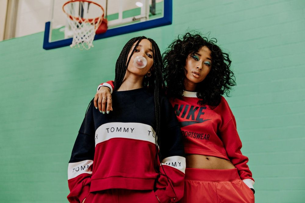Streetwear Dreams Are Defined in Footasylum Women's