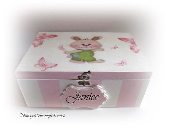 Rabbit baby box newborn baby box personalized baby box first rabbit baby box newborn baby box personalized baby box first birthday gift newborn baby gift christening baby gifty box negle Images