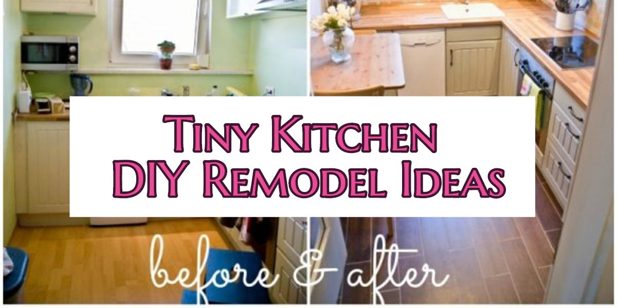 Small Kitchen Ideas On A Budget Before After Remodel Pictures Of Tiny Kitchens Clever Diy Ideas Kitchen Remodel Small Kitchen Diy Makeover Cheap Kitchen Remodel