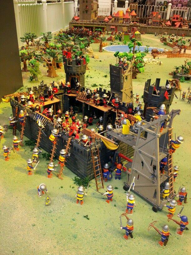 Asedio a la fortaleza